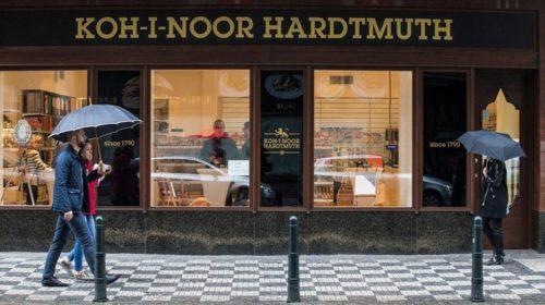 Koh-i-noor expanduje, investuje desítky milionů do prodejen v Rusku